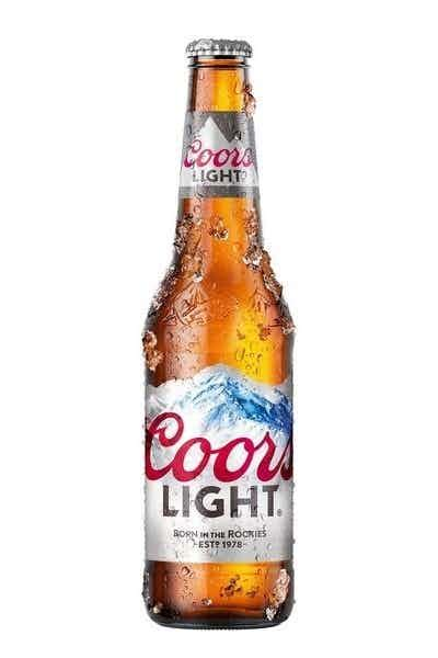 Coors Light Prices by Coors Light Price Reviews Drizly