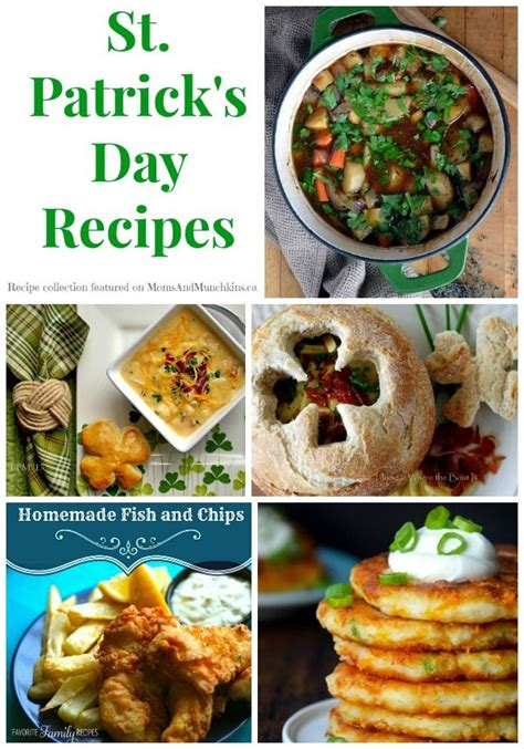 st s day recipes entertaining at home