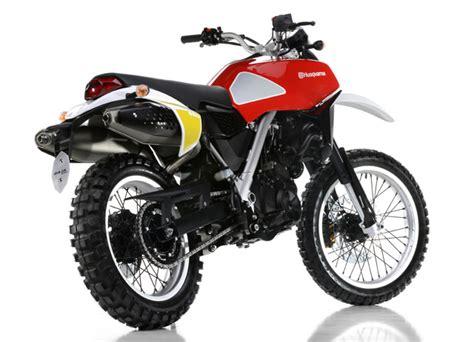Leichtes Starkes Motorrad by Husqvarna Baja Concept Modellnews