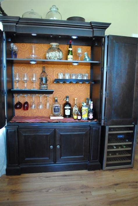Armoire Bar Ideas by Best 25 Armoire Bar Ideas On Bar Cabinet