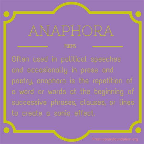 student anaphora poems inspired by absolutely almost 5th