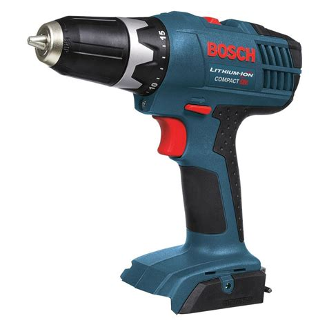 bosch 18 volt lithium ion 3 8 in cordless compact drill