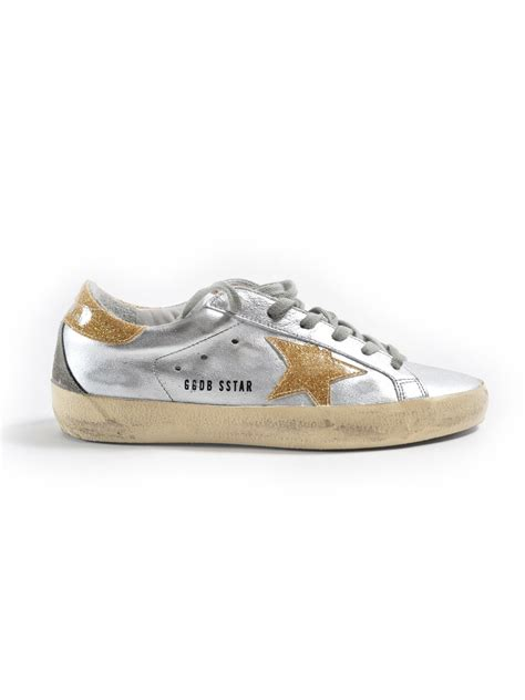 golden goose shoes golden goose golden goose leather sneakers