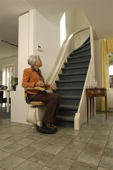 Stair Chair Lifts For Seniors by Adjustable Stair Lifts For Elderly Door Stair Design