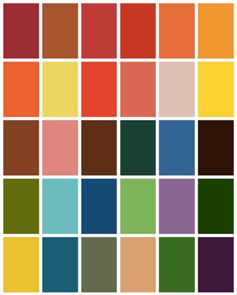 warm autumn color palette autumn color palette teal inspiration