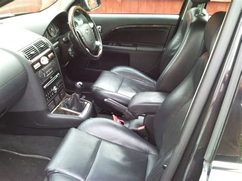 Ford Mondeo 2001 Interior by 2003 Ford Mondeo Interior Pictures Cargurus