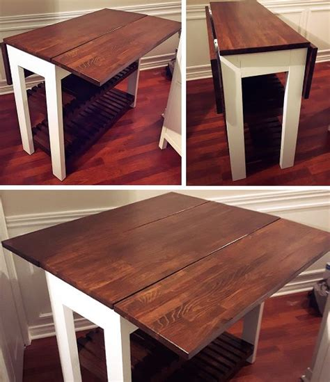 diy drop leaf table best 25 drop leaf table ideas on space saving