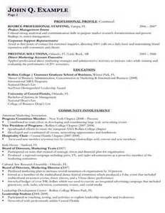 business analyst resume sle page 1