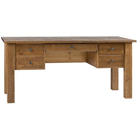 rustic writing desk hotzon furniture inc