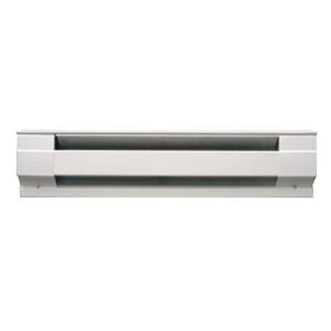 electric baseboard heaters 120 volt cadet 30 in 500 watt 120 volt electric baseboard heater