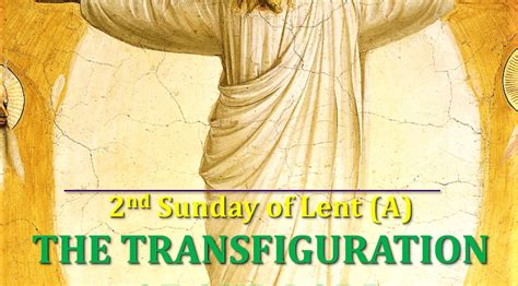 in vol 2 lessons from our lord s miracles and parables books 2nd sunday of lent a lessons from our lord s