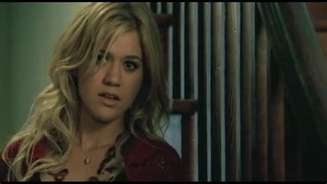 because of you kelly clarkson because of you official video kelly clarkson image