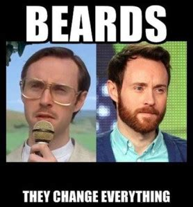 This Changes Everything Meme - beard meme funny pictures