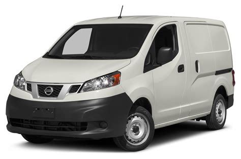 nissan minivan 2016 nissan nv200 price photos reviews features