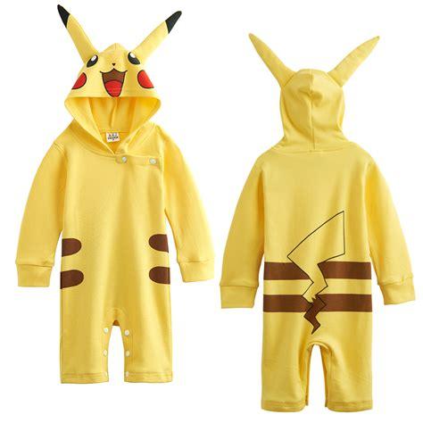 trajes de carnaval de fantasia para ni 241 as compra pikachu costume online al por mayor de china