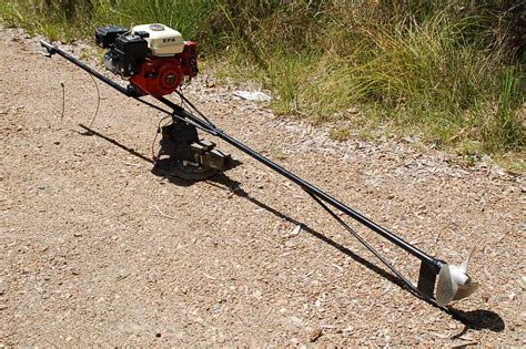electric long tail boat motor mud motor quick build builds and project cars forum