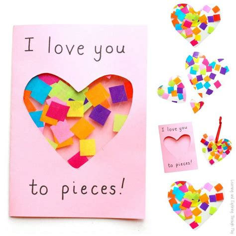 i you to pieces s day card template 406 best images about s day activities on