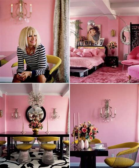 betsey johnson pink apartment freshome com