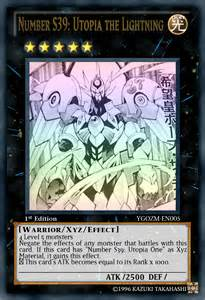 Utopia Lightning Card Number S39 Utopia The Lightning By Jam4077 On Deviantart