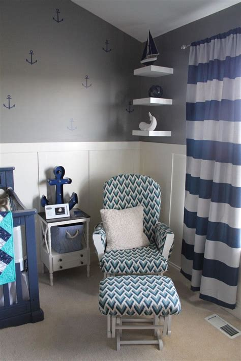 Nautical Themed Nursery Decor 25 Best Ideas About Nautical Nursery Decor On Pinterest Nautical Nursery Anchor Nursery And