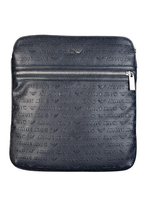 Cp Logo Black Aj armani aj logo design messenger tablet bag in black and
