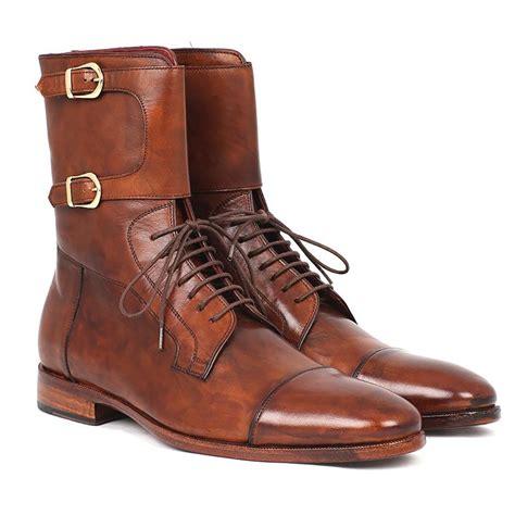Handmade Shoes And Boots - paul parkman s handmade shoes calfskin high boots