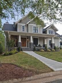 Traditional Craftsman Homes Traditional Exterior Craftsman Style Design Pinterest