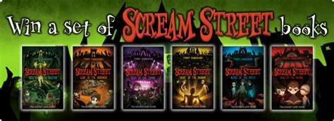 scream books donbavand 187 win a set of 6 scream books