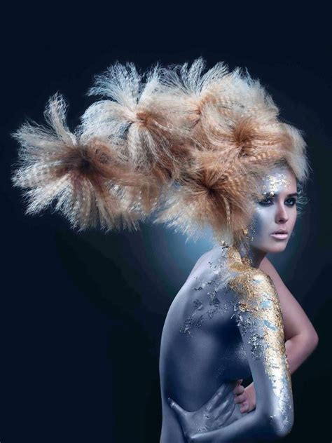 avant guard hair pictures 65 best images about body glitter on pinterest glitter