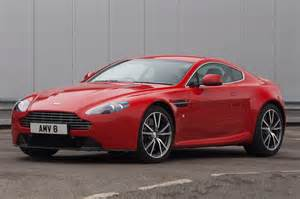 Aston Martin V8 Vantage 2014 2014 Aston Martin V8 Vantage Reviews And Rating Motor Trend