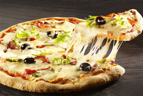 cuisine recettes de pizza italienne et de chaussons