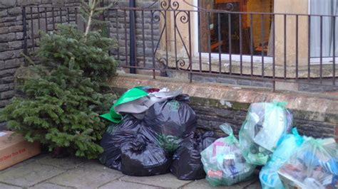 waste management christmas trees ell s guide to recycling your festive season waste eastlondonlines