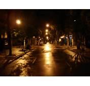City Street At Night Wallpaper  Wallpapers Magz