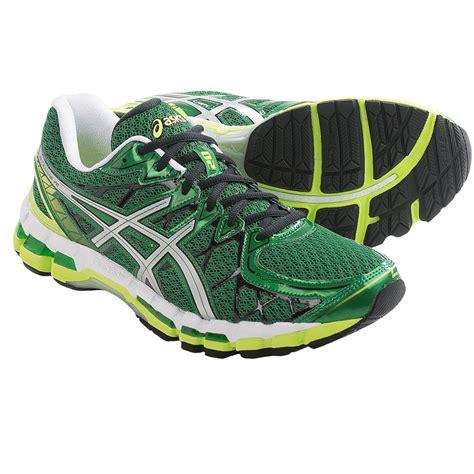 asics gel kayano sneaker asics gel kayano 20 running shoes for 8084x save 37