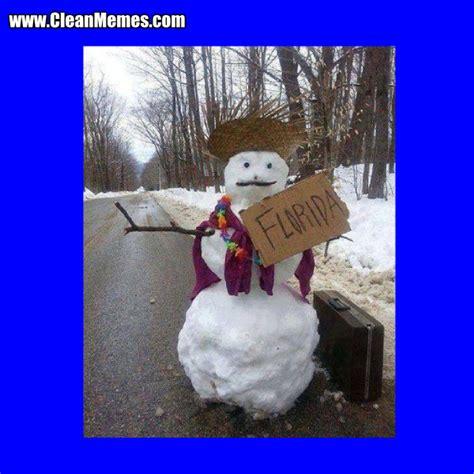 Snowman Meme - snowman florida meme