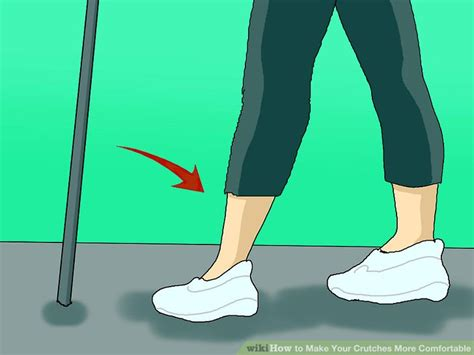 how do you make crutches more comfortable how to make your crutches more comfortable 9 steps