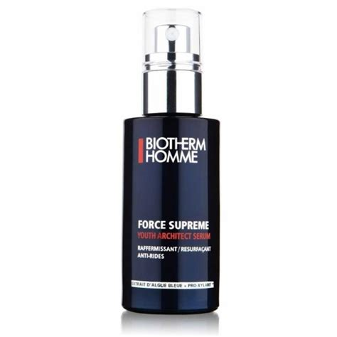biotherm homme supreme biotherm supreme
