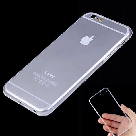 Noosy Tpu Soft For Iphone 6 Tp03 6 Pink 453dbt transparent clear soft tpu skin cover for iphone se 5s 6 6s 7 plus ebay