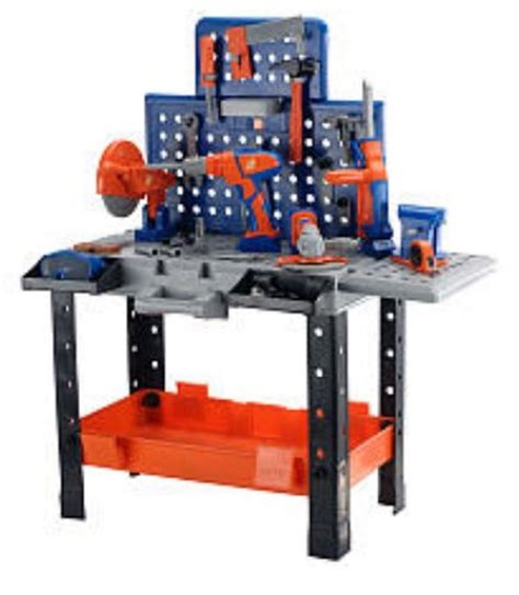home depot play tool bench the home depot ultimate workshop play set 026753771561