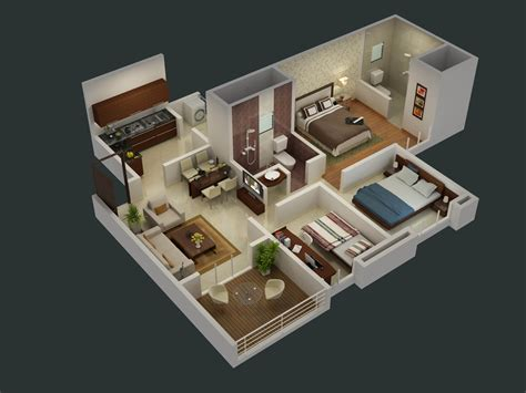 smallhomeplanes 3d isometric views of small house plans smallhomeplanes 3d isometric views of 28 images