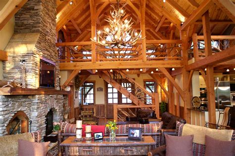 timber frame home interiors rustic house plans our 10 most popular rustic home plans