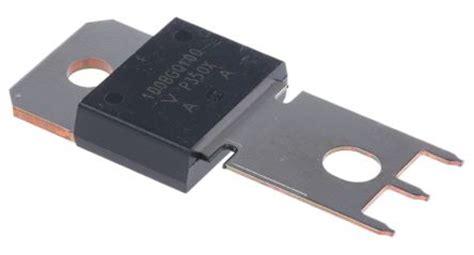 schottky diode vs pin diode vs 100bgq100 vishay vs 100bgq100 schottky diode 100v 100a 2 pin powertab vishay