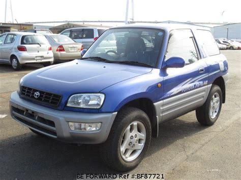 Toyota Rav4 Used For Sale Used 1999 Toyota Rav4 J Gf Sxa10g For Sale Bf87721 Be