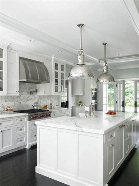 And White Kitchens by The Zhush Seven Inspiring White Kitchens