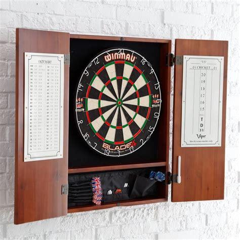 winmau dartboard in cabinet have to have it winmau blade 4 bristle dart board with