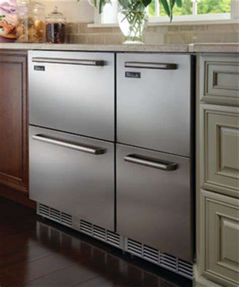 Refrigerator Drawers Uk by Perlick 24 Quot Signature Series Freezer Drawers And 15