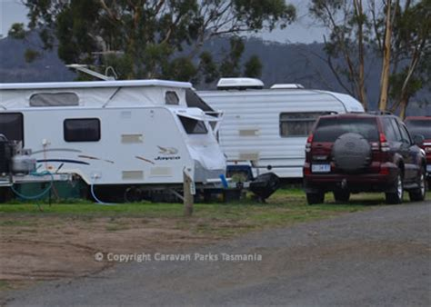 Tasmanian Caravan Parks Cabins by Richmond Cabin Tourist Park Accommodation Richmond Hobart