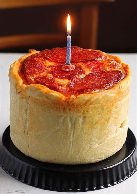 pizza cake recipe yummy pinterest