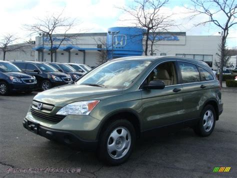 2007 honda cr v 4wd 2007 honda cr v lx 4wd in green tea metallic 012275