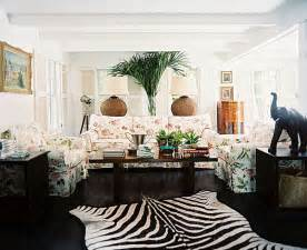 Zebra Decorating Ideas Living Room Decorating Ideas With Palm Cool Decoration Ideas